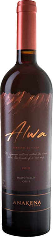 Rótulo Alwa Limited Edition Red Blend