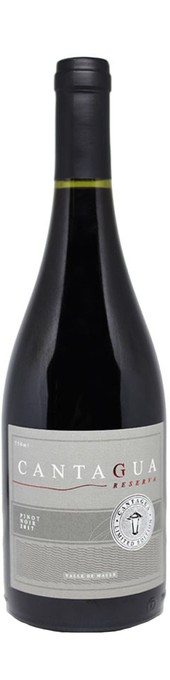 Rótulo Cantagua Reserva Limited Edition Pinot Noir