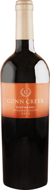 Rótulo Conn Creek Zinfandel