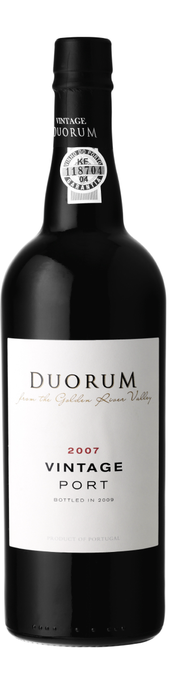 Rótulo Duorum Vintage Port