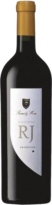 Rótulo Family Wine R.J. Distinto Blend