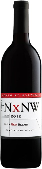 Rótulo King Estate NxNW Series Red Blend