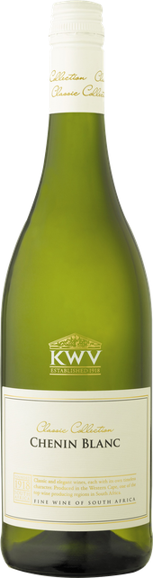 Rótulo KWV Classic Collection Chenin Blanc