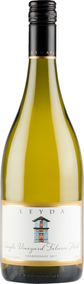 Rótulo Leyda Single Vineyard Falaris Hill Chardonnay