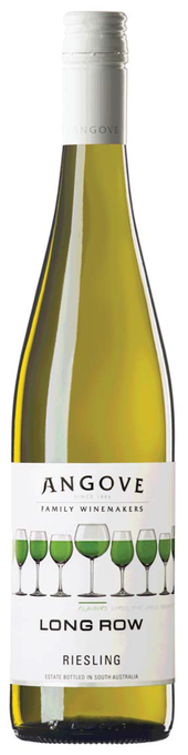 Rótulo Long Row Riesling
