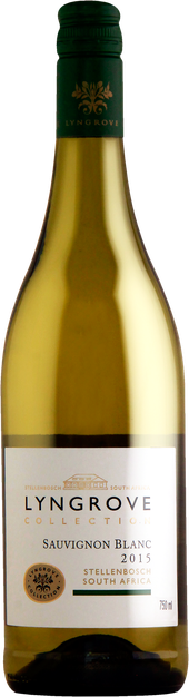 Rótulo Lyngrove Collection Sauvignon Blanc