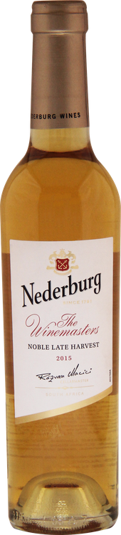 Rótulo Nederburg The Winemasters Noble Late Harvest