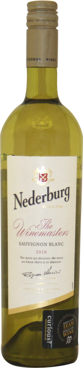 Rótulo Nederburg The Winemasters Sauvignon Blanc