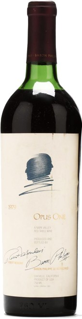 Rótulo Opus One