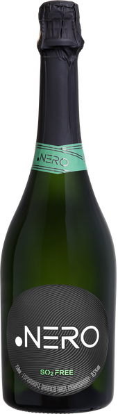 Rótulo Ponto Nero Cult SO2 Free Brut