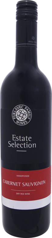 Rótulo Puklavec Estate Selection Cabernet Sauvignon