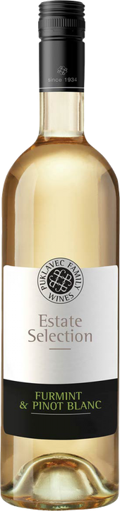 Rótulo Puklavec Estate Selection Furmint & Pinot Blanc 2017