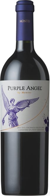 Rótulo Purple Angel