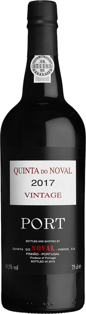 Rótulo Quinta do Noval Vintage Port