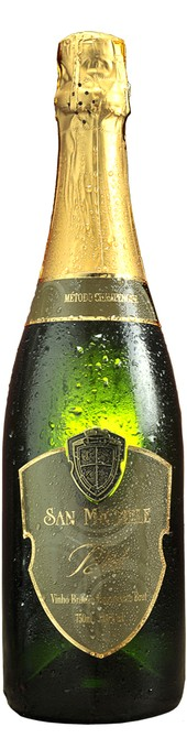 Rótulo San Michele Brut Champenoise 48 Meses
