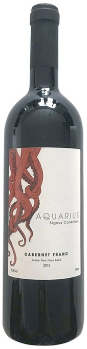 Rótulo Signus Collection Aquarius Cabernet Franc