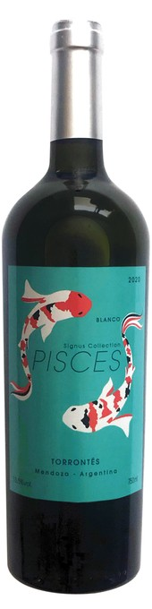 Rótulo Signus Collection Pisces Torrontés