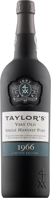 Rótulo Taylor's Single Harvest Port